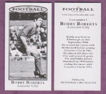 Leicester City Bobby Roberts